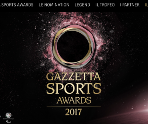 gazzetta sports awards