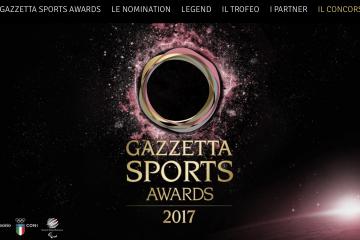 gazzetta sports awards